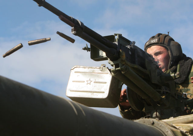NSV'懸崖'12.7毫米大口徑機槍