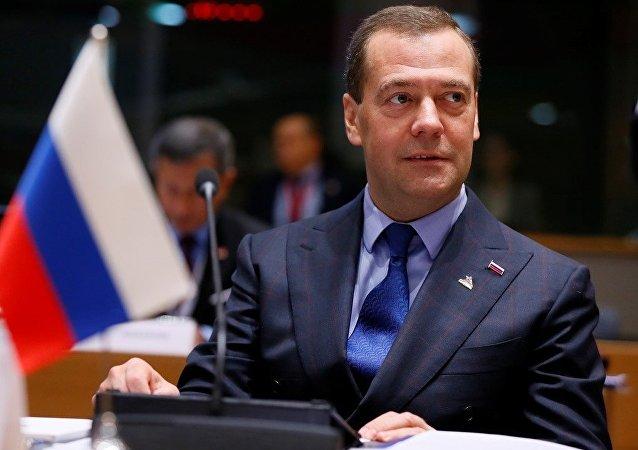 俄德總理討論經濟與能源合作
