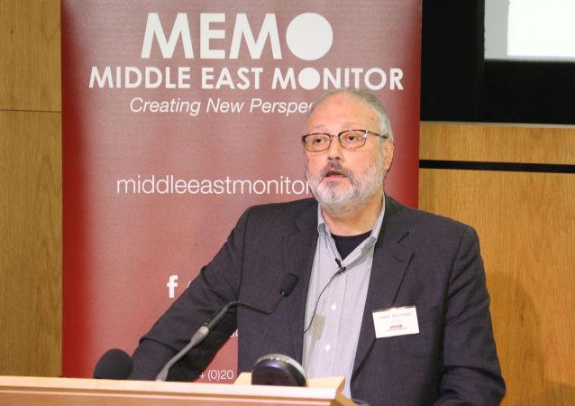 沙特籍記者賈邁勒∙卡舒吉