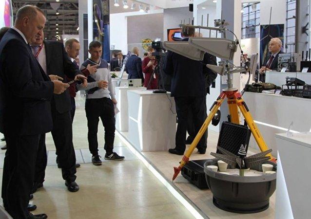 俄國家技術集團研制出對抗無人機的智能系統
