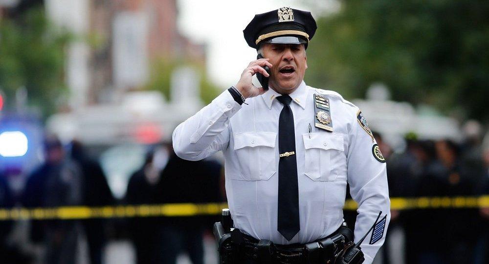 美国威斯康星州警察向一名非裔男子背部开枪致其重伤