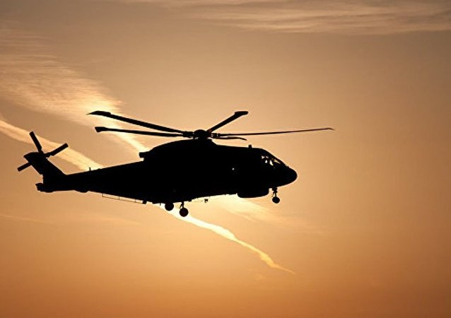 阿富汗東部兩架軍用直升機墜毀造成十人死亡