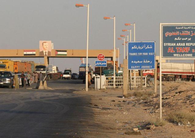 五角大楼:美国未在叙利亚和伊拉克边界上发动空袭
