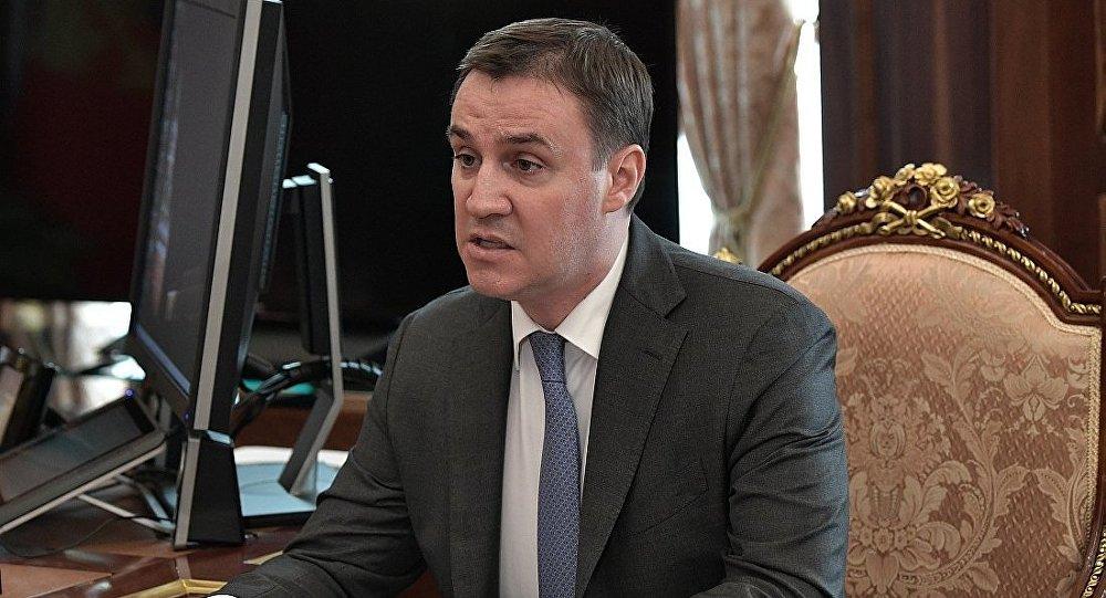 俄农业部长德米特里∙帕特鲁舍夫