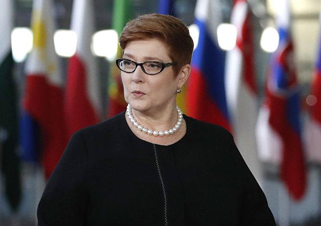 澳大利亞外交部長瑪麗斯·佩恩