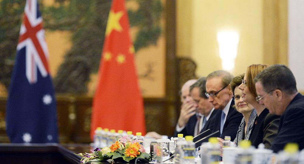 中国发改委:澳方应客观理性看待中澳合作
