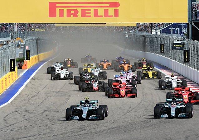 F1总裁:F1俄罗斯大奖赛自2023年起将在圣彼得堡郊区赛道举行