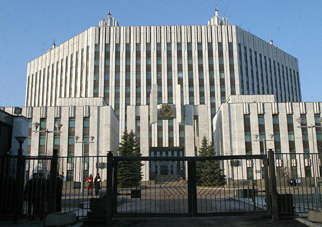 美国拒绝与俄中就防止在太空部署武器问题进行谈判