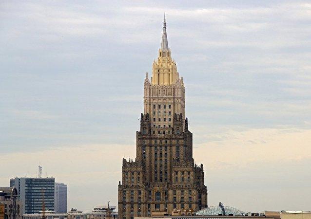 俄外交部:莫斯科对美国与塔利班谈判发展持积极态度