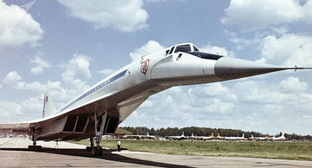 超音速民航飞机图-1449资料图片)