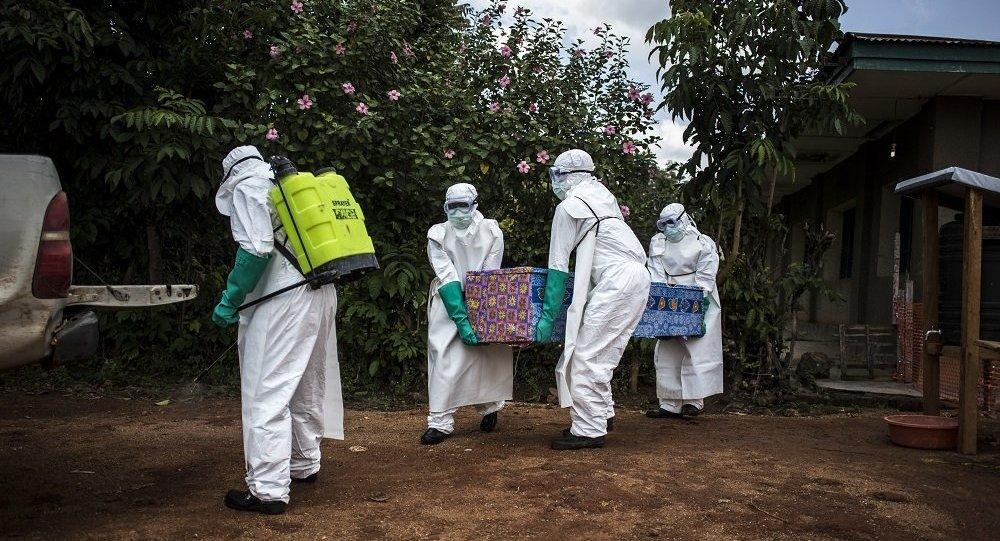 刚果(金),埃博拉疫情