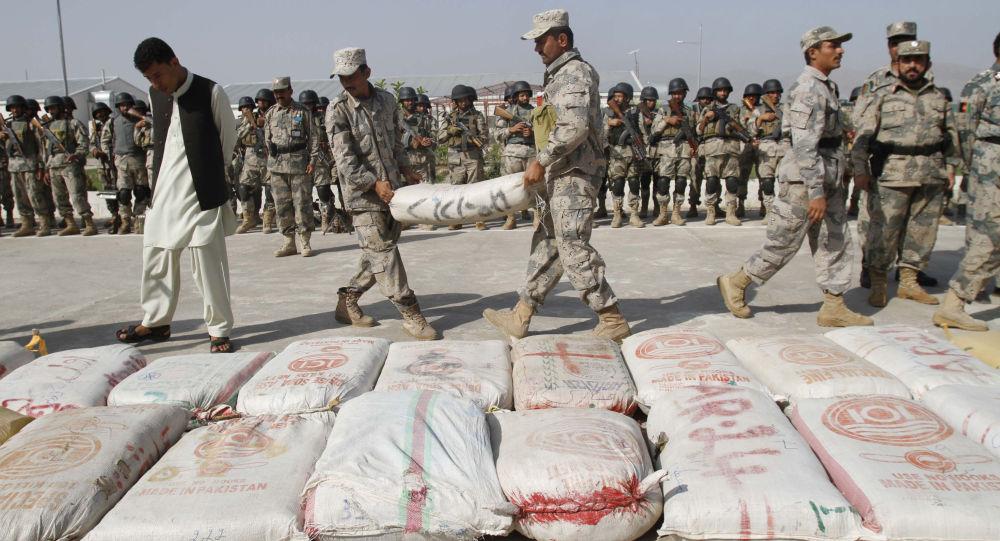俄外交官:阿富汗局势未必将影响毒品走私的数量