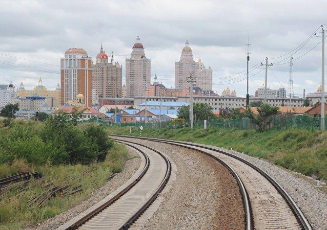 中国限制与俄罗斯接壤城市的交通