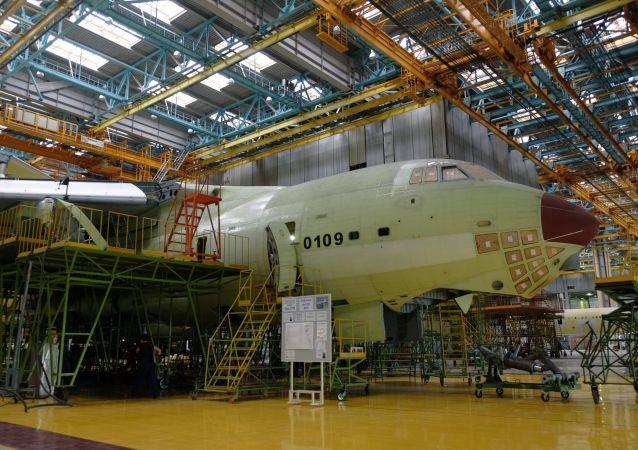 俄伊留申航空集團:今年將加快生產新型伊爾-76MD-90A運輸機