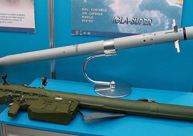 「針-S」便攜式防空導彈系統