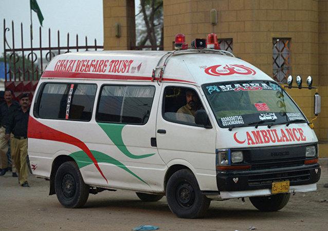 巴基斯坦救護車