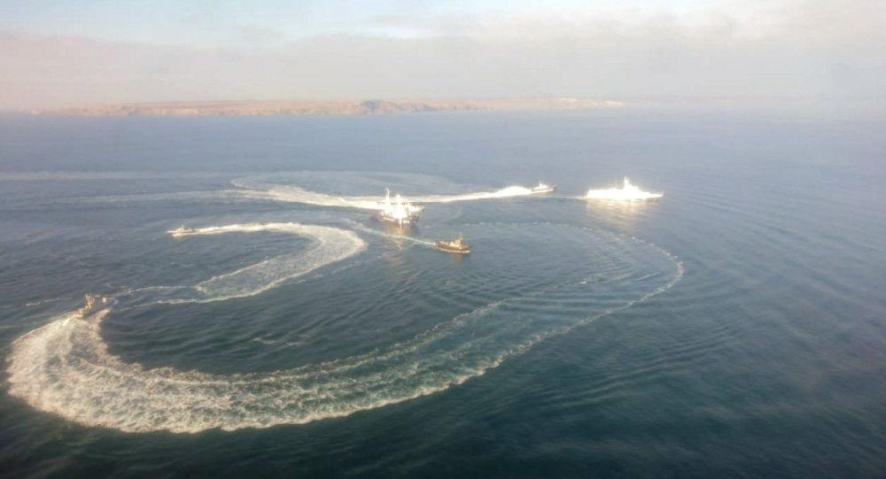 G20峰會期間普京與他國領導人討論刻赤海峽事件