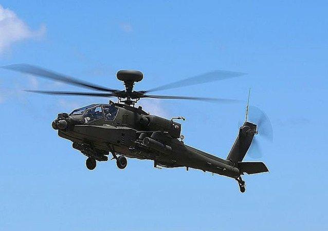特朗普:俄罗斯和中国正在研究美国抛弃在阿富汗的直升机
