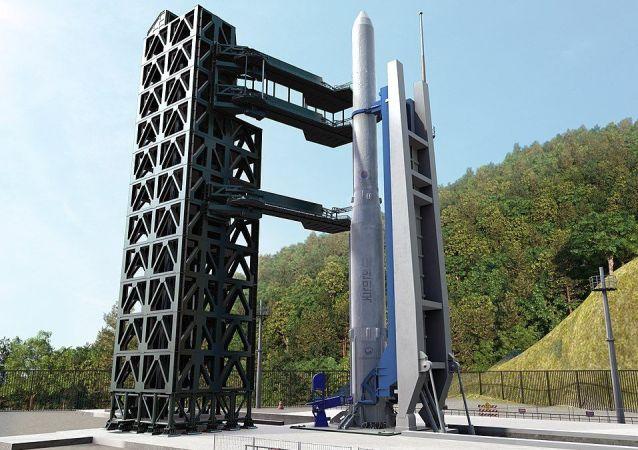"""韩国定于10月21日发射""""世界""""号运载火箭"""