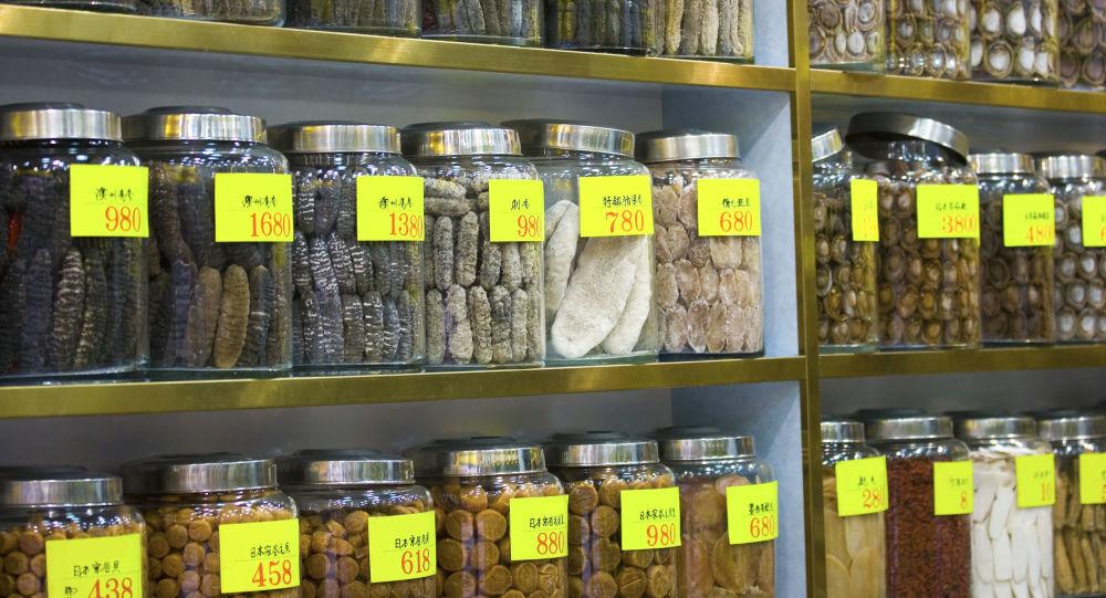 Китайские травяные лекарства