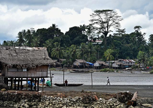 Пригород Керемы на Папуа-Новой Гвинее. Архивное фото.