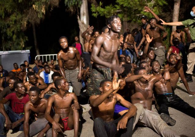 媒體:因埃塞俄比亞北部戰事 超過6000名難民抵達蘇丹