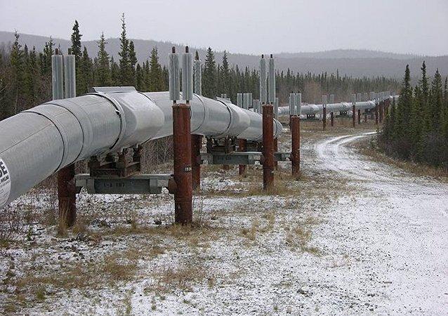 跨阿拉斯加輸油管道