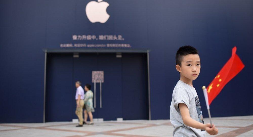 蘋果加入呼籲特朗普政府不要對中國商品加贈關稅的公司行列