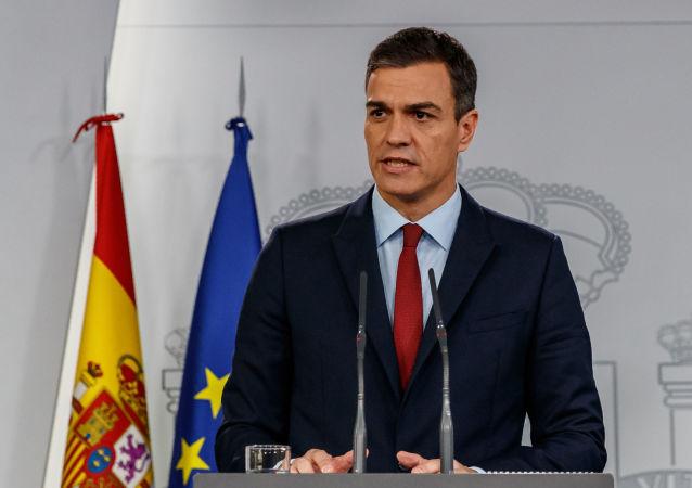 西班牙总理桑切斯