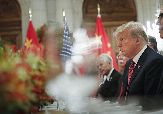 外媒:特朗普对华贸易战注定失败