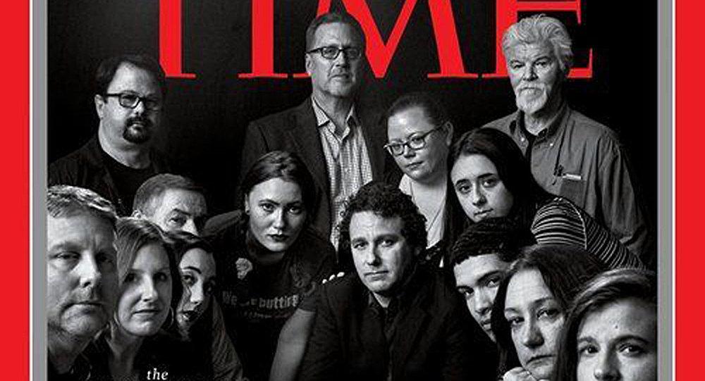 《時代週刊》公佈2018年度人物   卡舒吉榜上有名