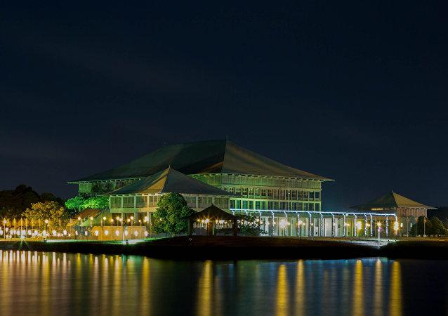 Парламент Шри-Ланки. Архивное фото.
