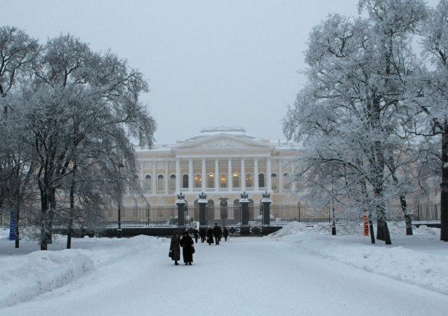 聖彼得堡的印象