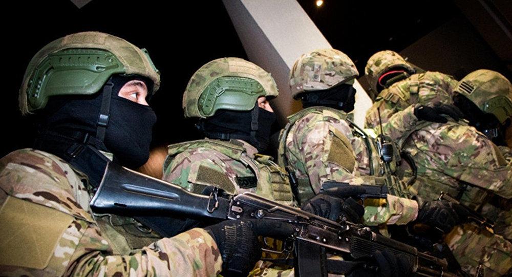 俄国家反恐委员会:萨马拉州策划恐袭的武装分子被击毙