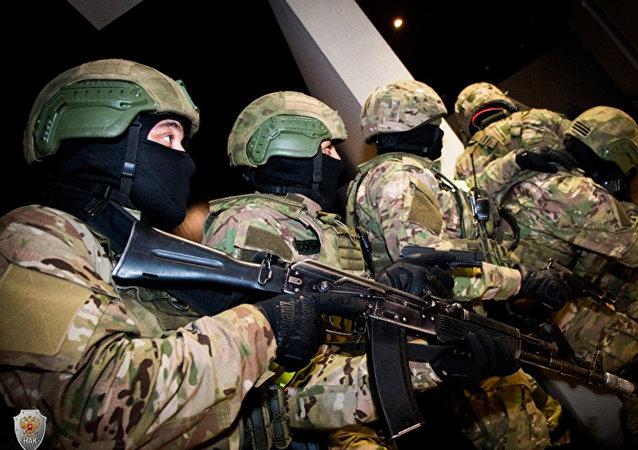 俄國家反恐委員會:薩馬拉州策劃恐襲的武裝分子被擊斃