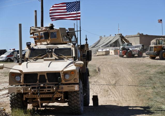 俄總統新聞秘書:美國在撤軍敘利亞後將繼續保持在該國的存在