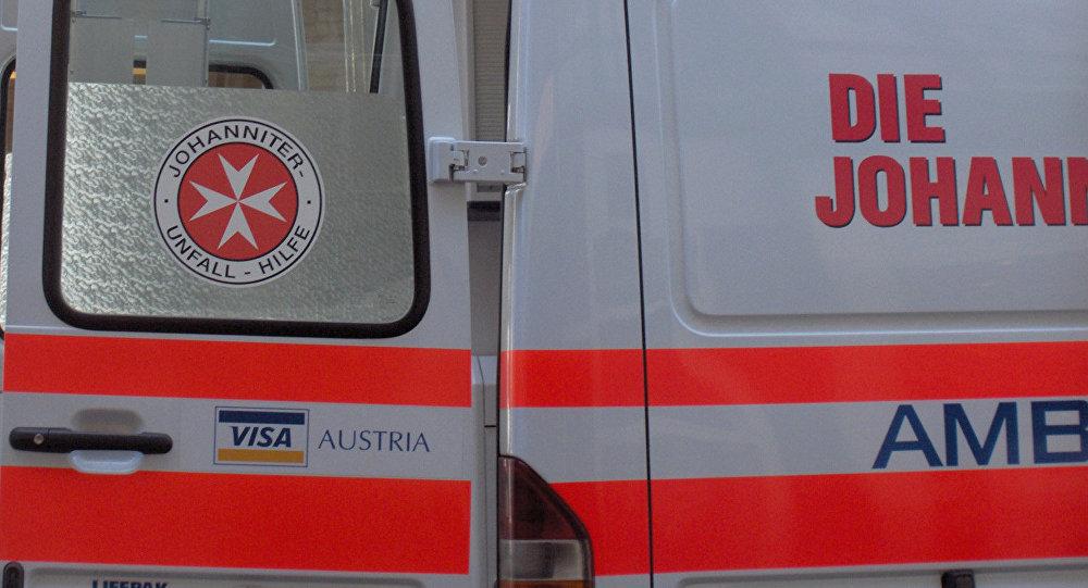 奧地利救護車