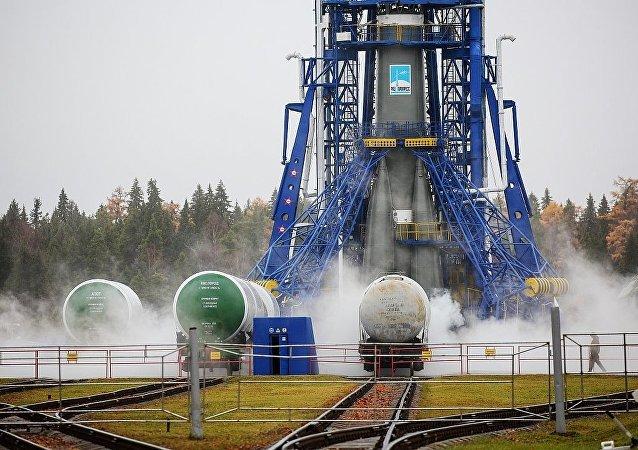 """消息人士:俄""""联盟-2.1v""""轻型火箭的飞行试验将于2019年完成"""