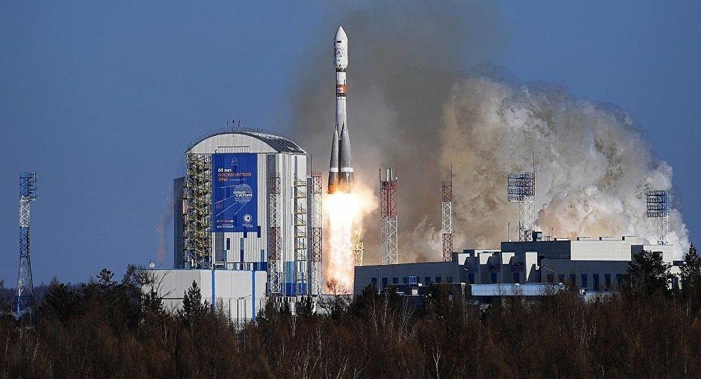 """""""联盟- 2.1a""""运载火箭"""