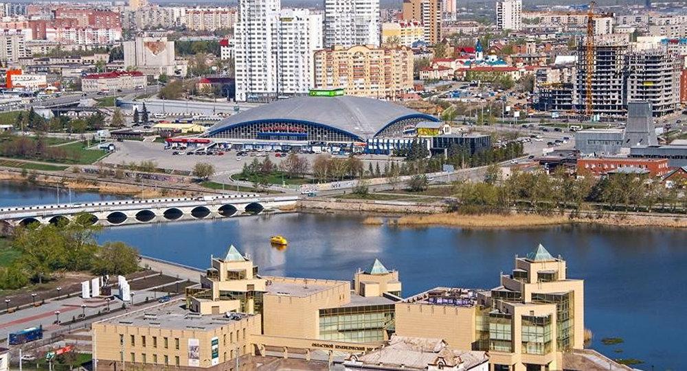 俄车里雅宾斯克市