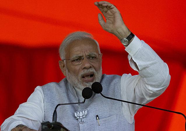 印度總理納倫德拉∙莫迪