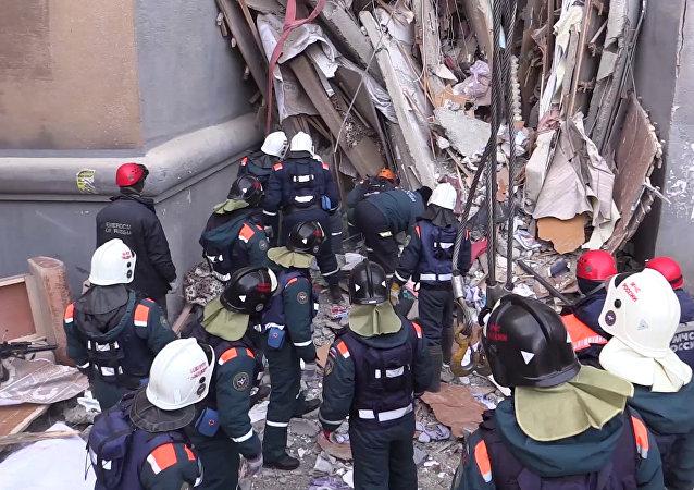 俄马格尼托哥尔斯克悲剧遇难者人数升至11人