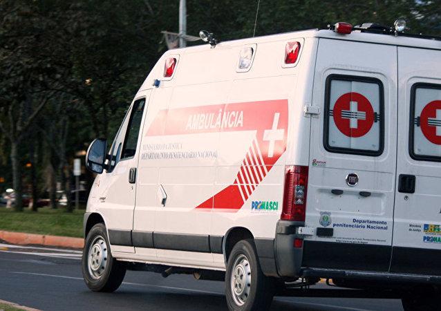 巴西急救車