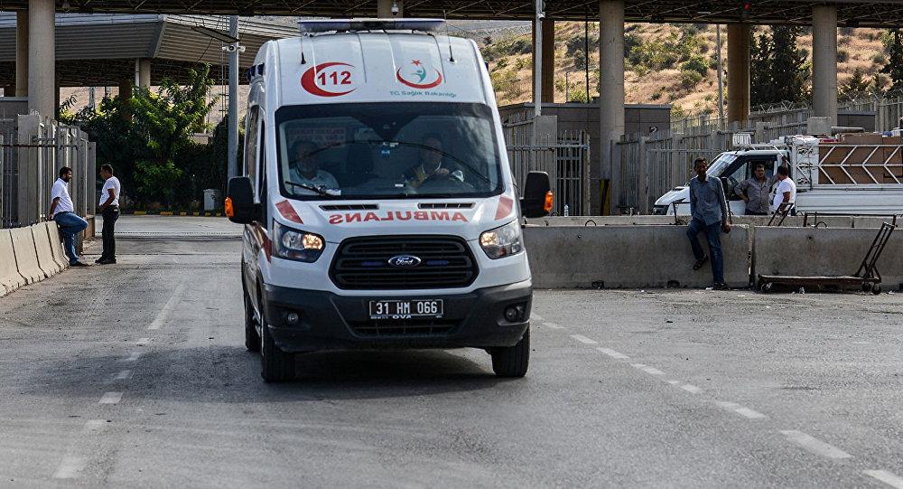 土耳其救护车