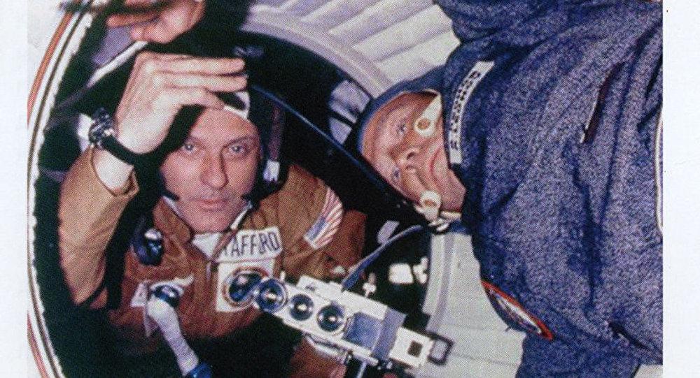 俄航天集團公開有關「聯盟-阿波羅」計劃的解密文件