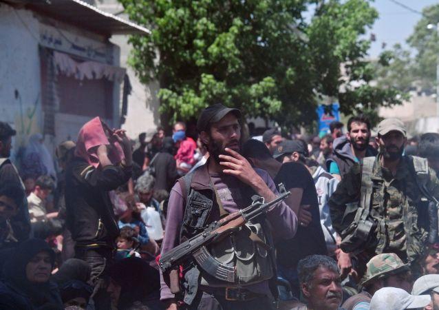 敘利亞武裝分子