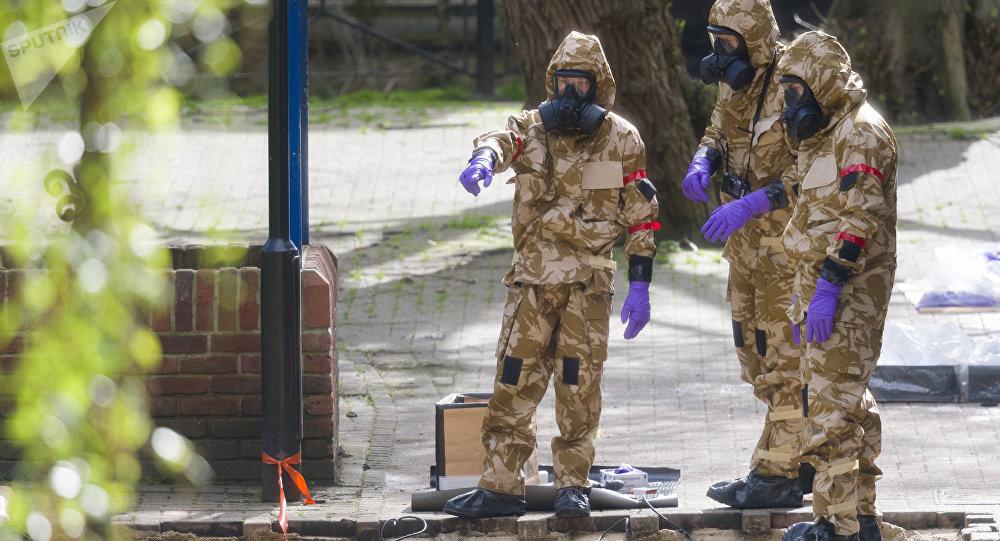 英國警方公佈「斯克里帕爾案」第三名嫌疑人姓名