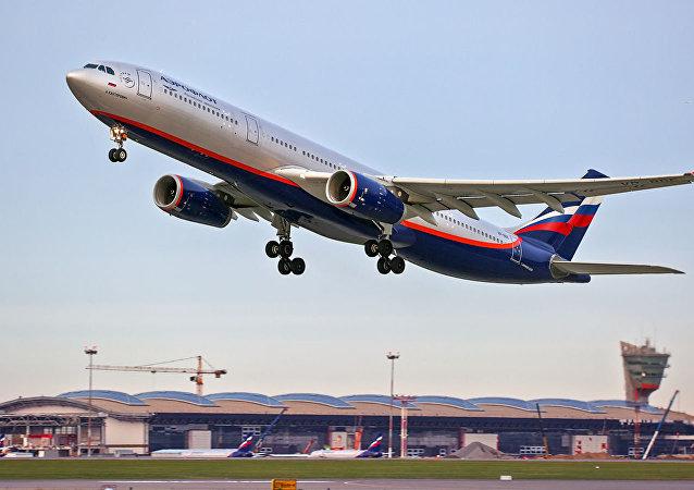 中国民航局发熔断指令暂停俄航莫斯科-上海航班运行两周
