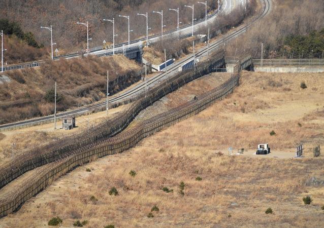 Демилитаризованная зона в Корее