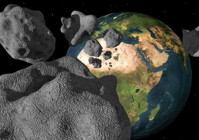 联合国警告大量小行星对地球构成威胁